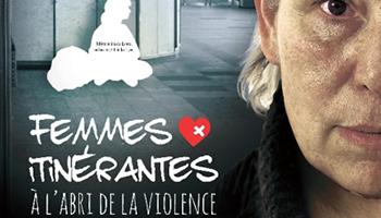 Femmes itinérantes à l'abri de la violence