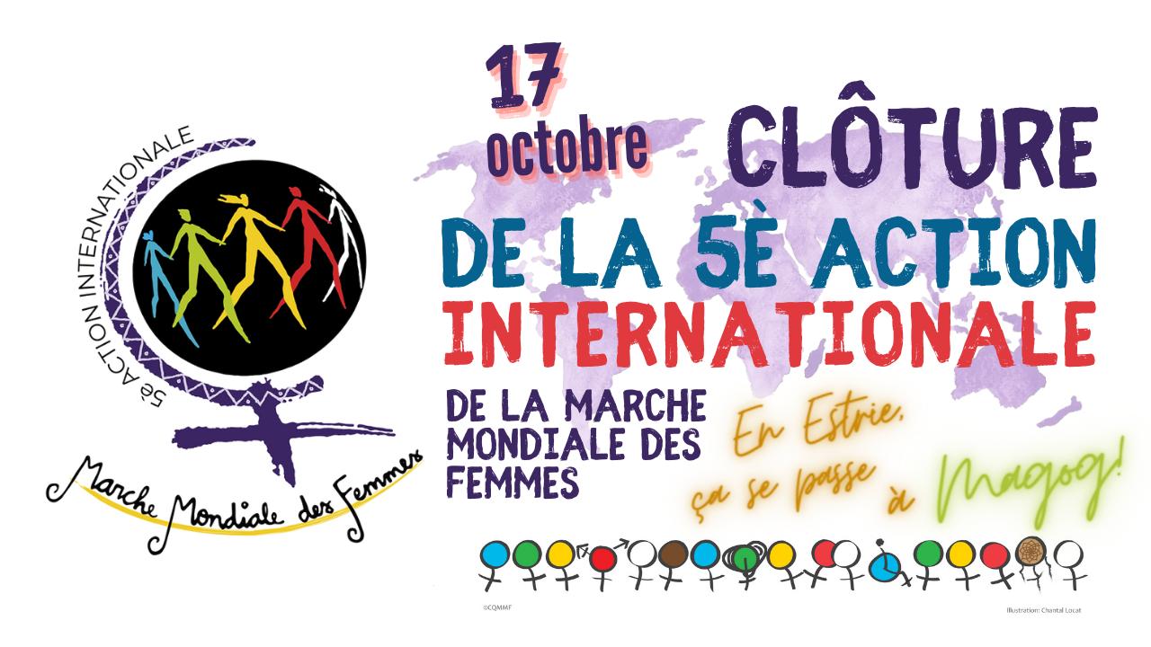 Rassemblement régional de la Marche mondiale des femmes