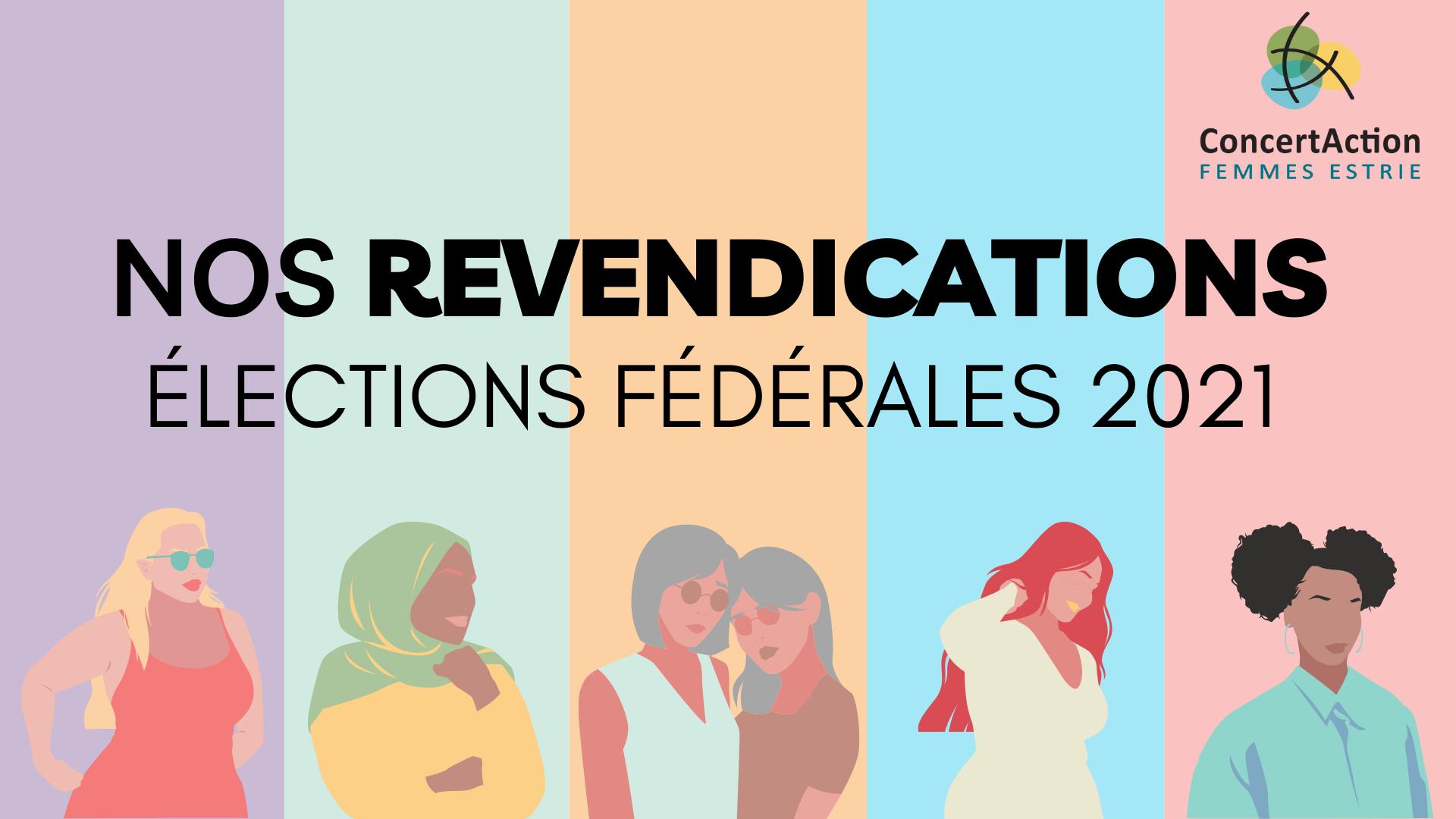 Élections fédérales 2021